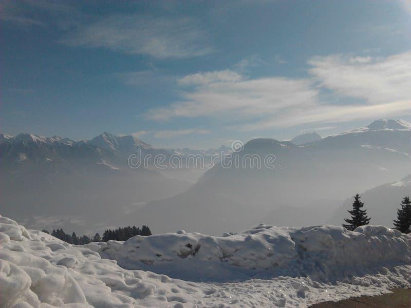 Швейцарцы, ¼ Graubà nden стоковое изображение rf