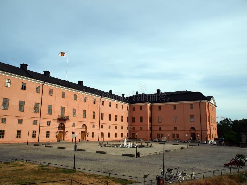 Швеция uppsala стоковая фотография rf