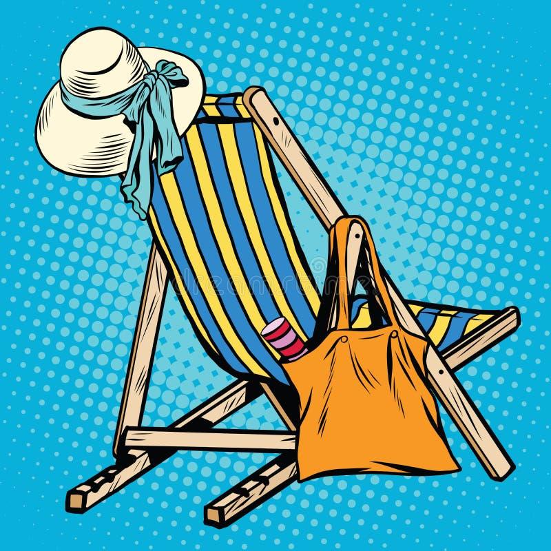 С тетеками на пляже