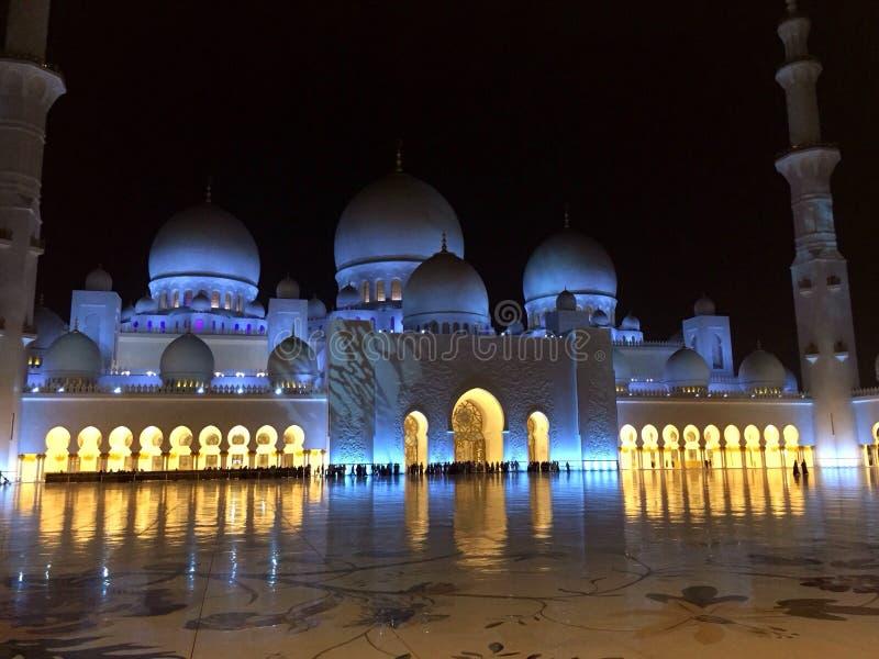 Шейх Zayed Masjid стоковые фото