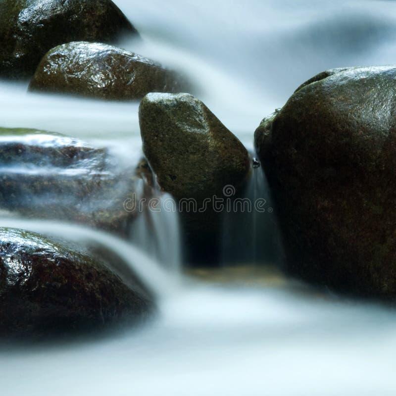 шелковистая вода стоковое изображение