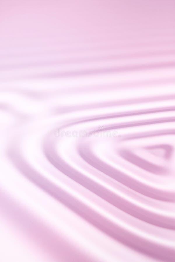 шелковистые волны i иллюстрация вектора