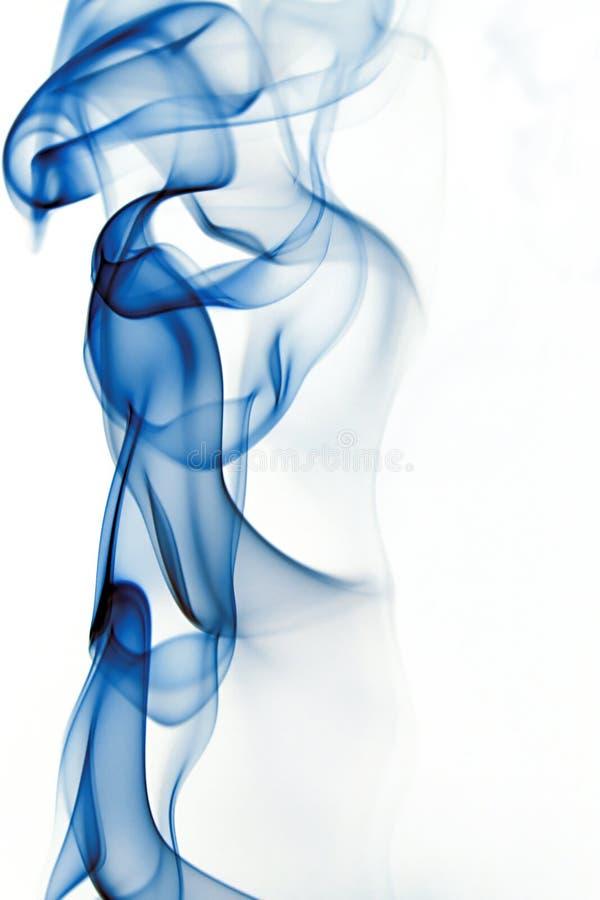 шелковистый дым стоковое изображение