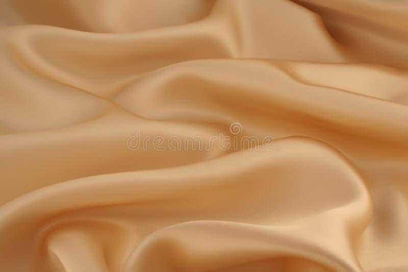 шелк сатинировки ткани стоковое изображение rf