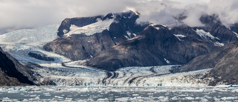 Шепот от Prince William Sound стоковые фотографии rf