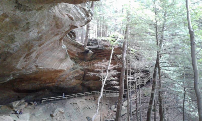 Шепча пещера стоковые изображения rf