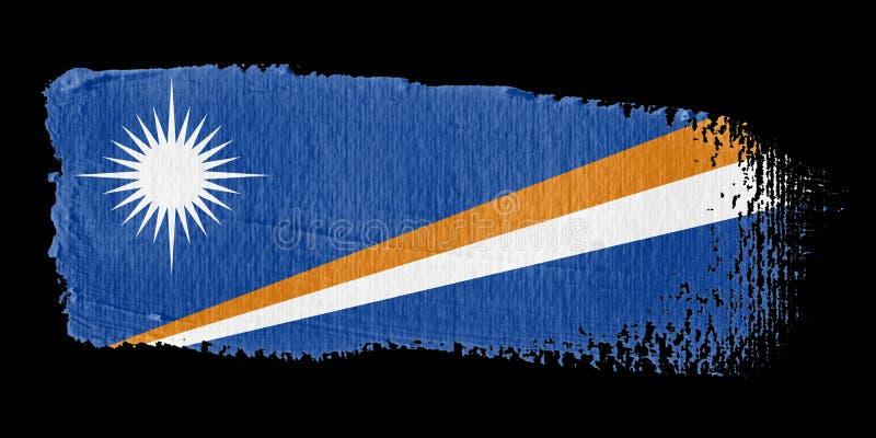 шериф островов флага brushstroke бесплатная иллюстрация