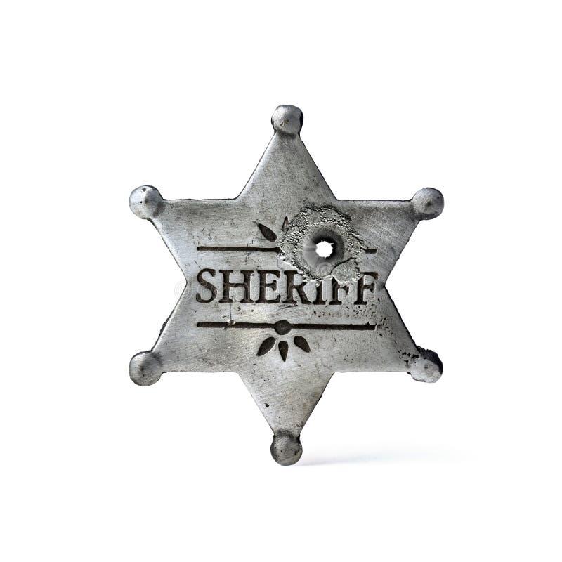 шериф стоковые фотографии rf