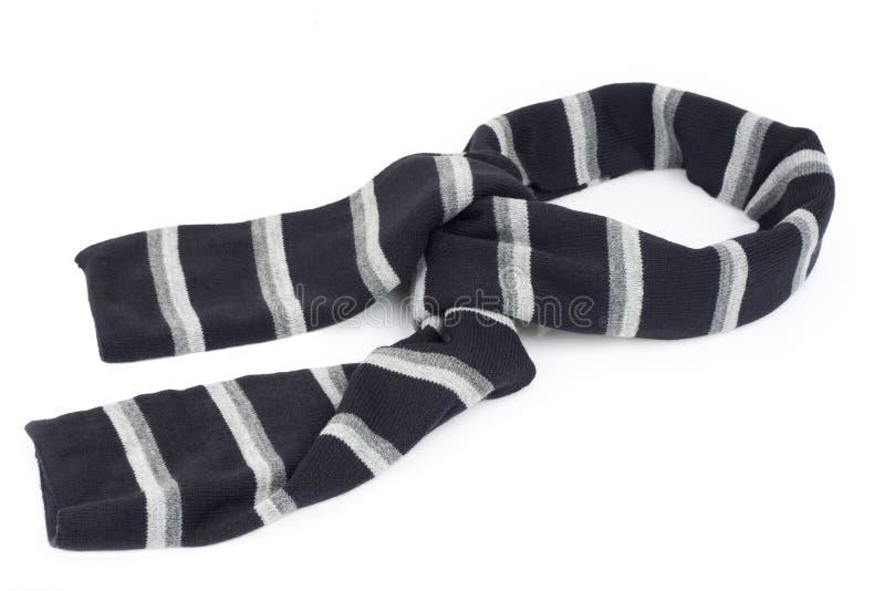 шерсти шарфа стоковое фото