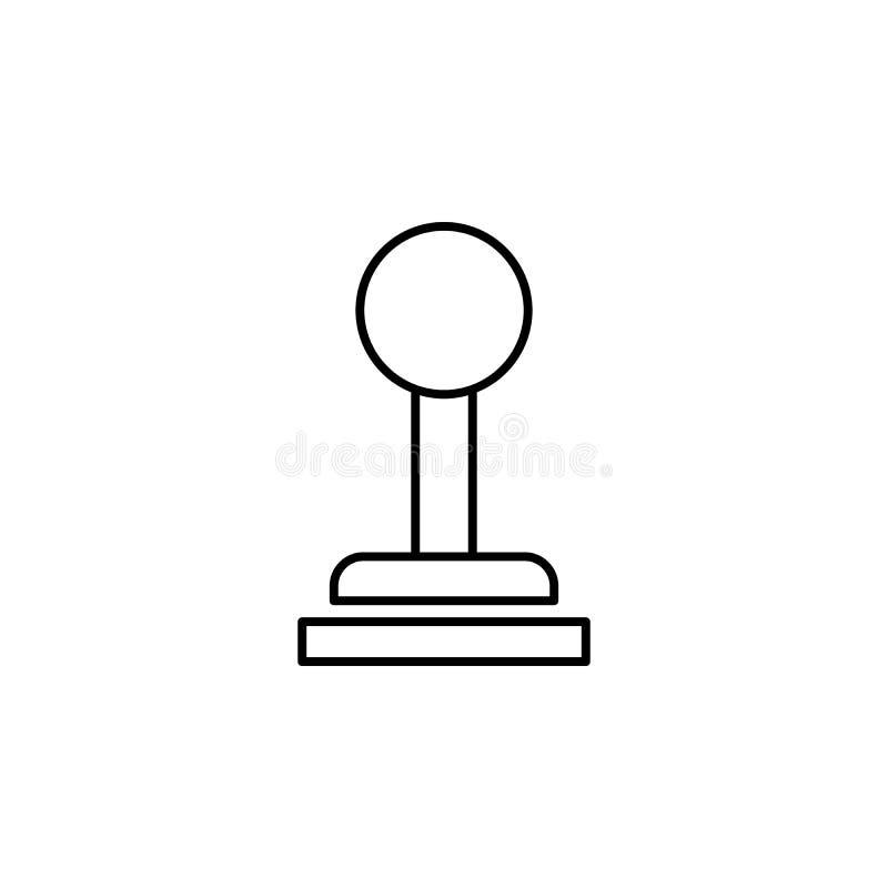 Шестерня, перенос, контроли, значок плана рычага Смогите быть использовано для сети, логотипа, мобильного приложения, UI, UX иллюстрация штока