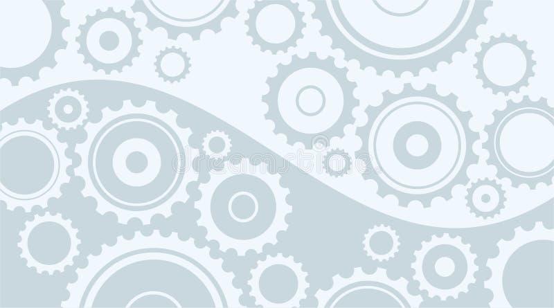 шестерня 02 cogwheels иллюстрация вектора