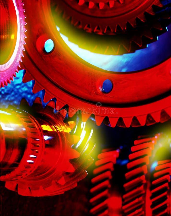 шестерня стоковая фотография rf