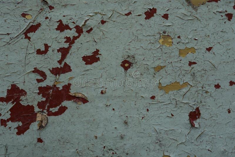 Шелушась краска 15 стоковое изображение