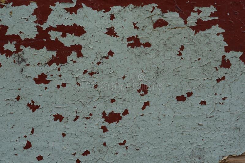Шелушась краска 16 стоковое изображение