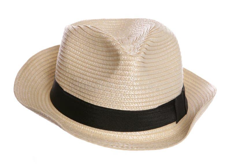 Шикарная старая укомплектовывает личным составом шляпу стоковые фотографии rf