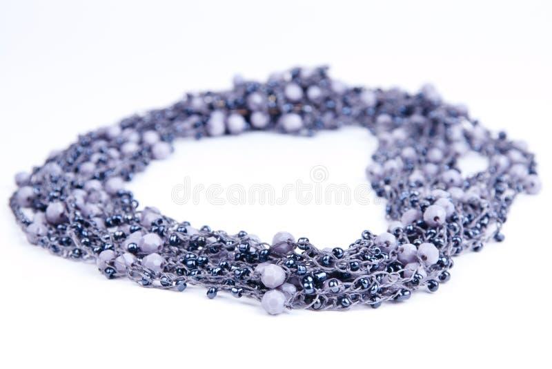 шикарное ожерелье стоковые фотографии rf