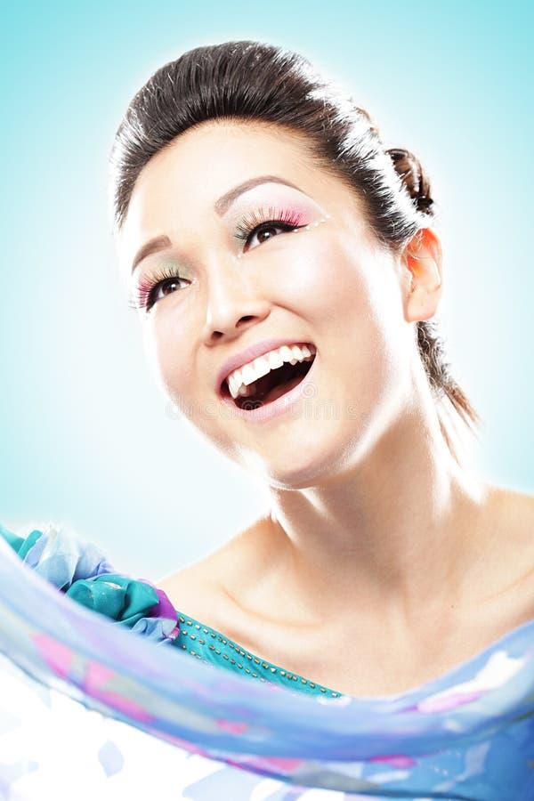 шикарное счастливое стоковое изображение rf