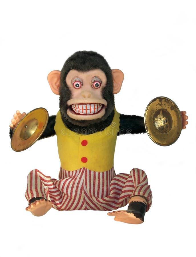 шимпанзе механически стоковая фотография