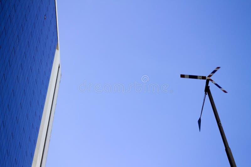 Широкая турбина стоковая фотография rf