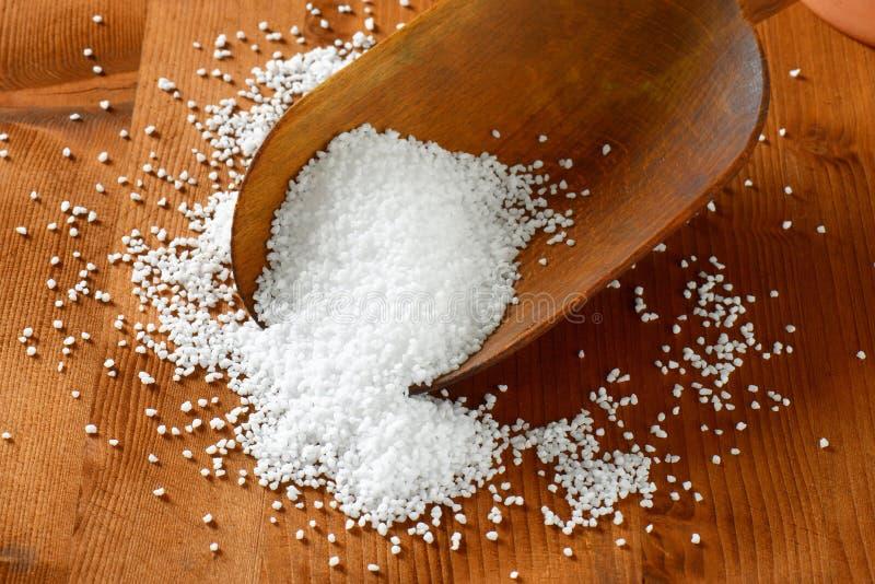 Широкослойное соль стоковая фотография rf