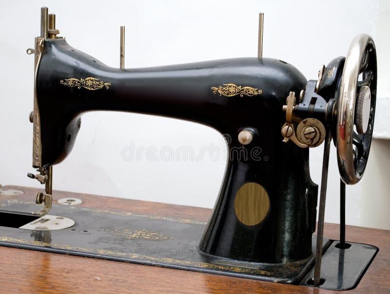 шить машины старый стоковые изображения