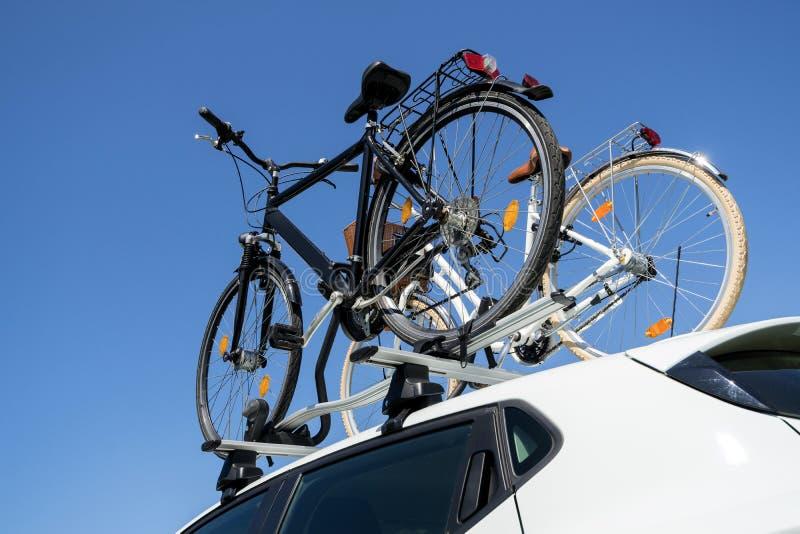 шкаф велосипеда стоковые фото