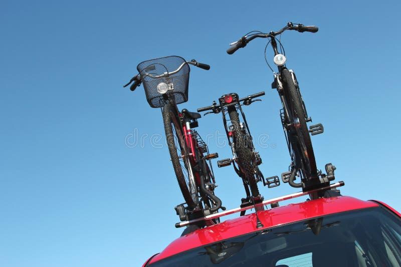 шкаф велосипеда стоковые изображения