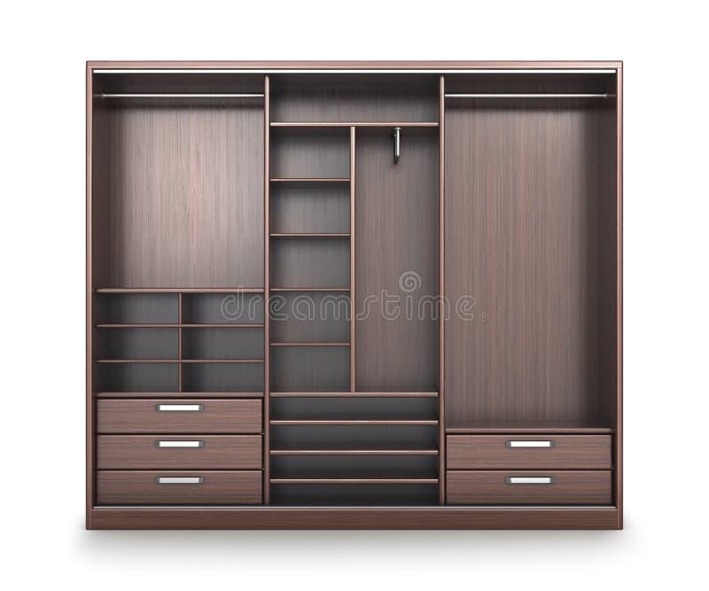Шкаф, отсек шкафа стоковые изображения rf