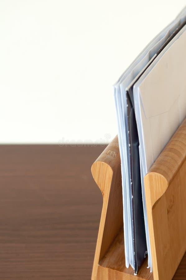 Шкаф письма стоковая фотография