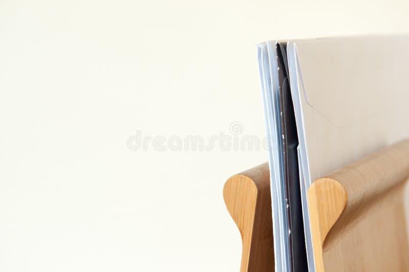Шкаф письма стоковые изображения rf