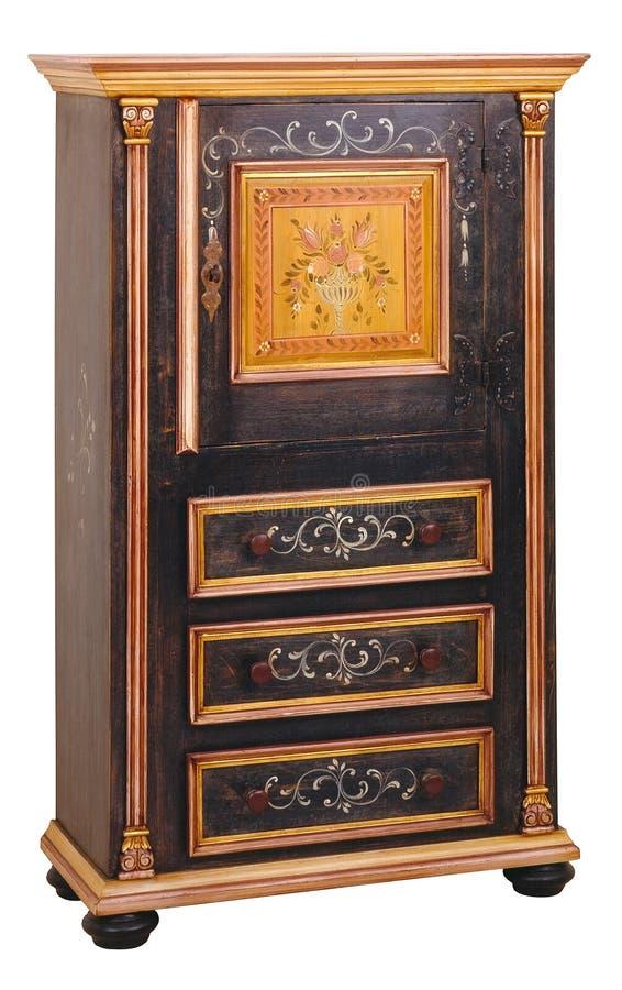 шкаф 02 стоковая фотография