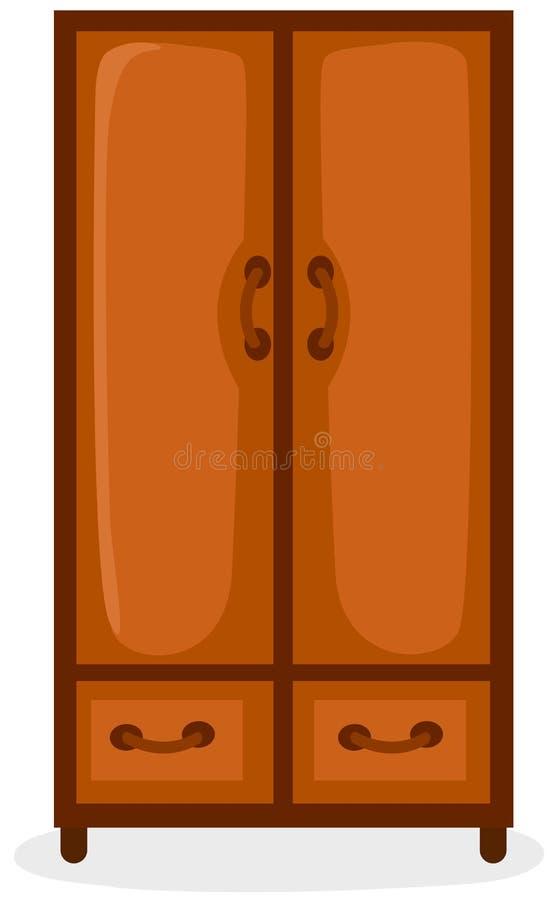 шкаф бесплатная иллюстрация