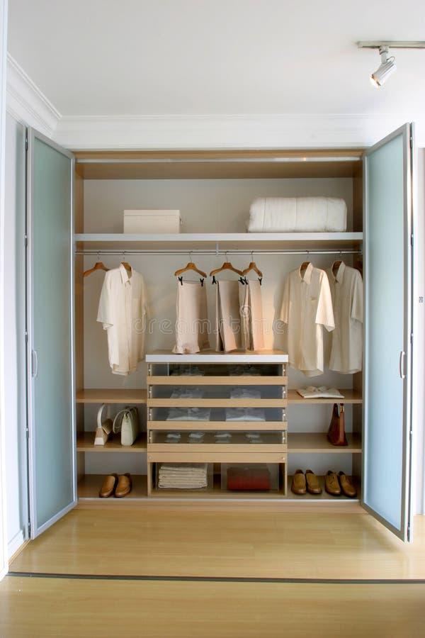 шкаф стоковое изображение rf