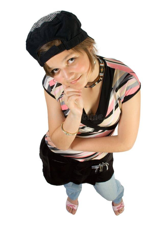 школа девушки потехи стоковая фотография