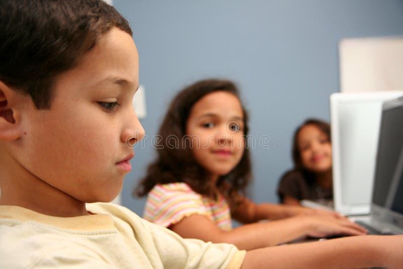 школа детей стоковые фотографии rf