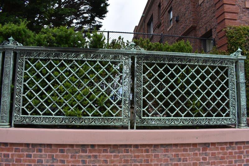 Школа священного сердца Сан-Франциско, особняка Hammond, 2 стоковое фото rf