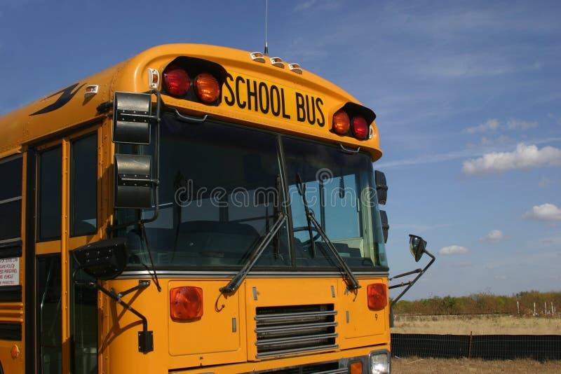 школа шины стоковое фото rf