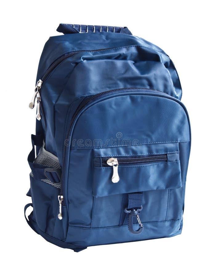 школа backpack стоковая фотография rf