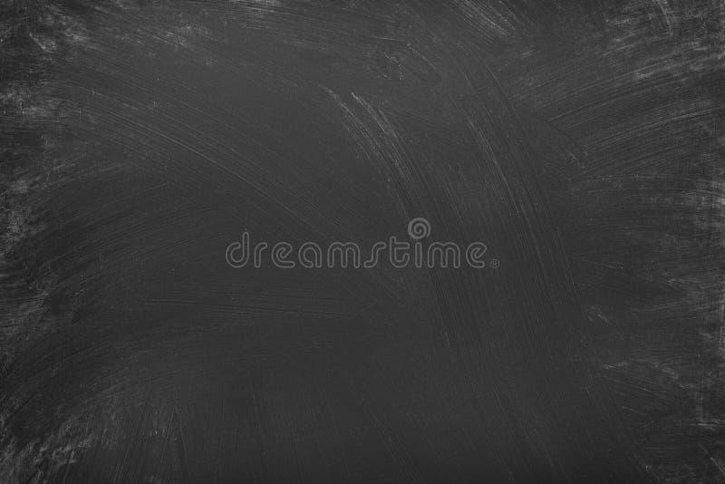 Школьное правление с мелом следует, пустая предпосылка доски стоковые изображения rf