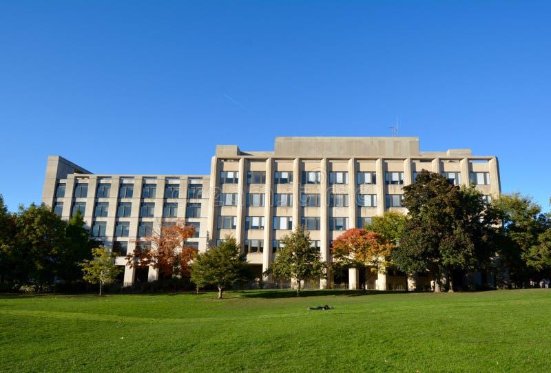 Школа Kellogg управления стоковое фото