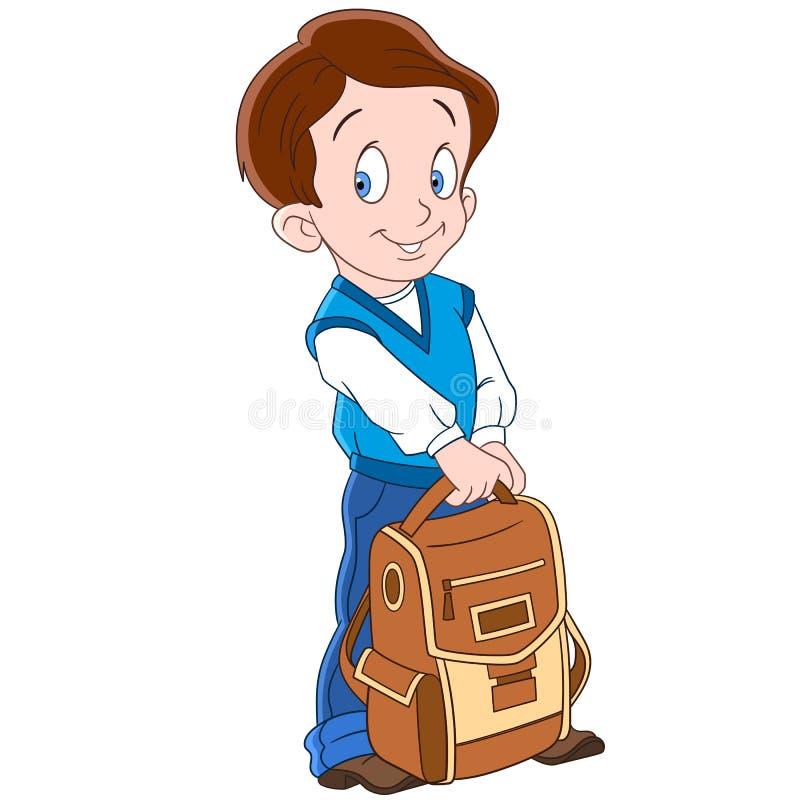 вот картинка ученика с рюкзаком сделаем все возможное