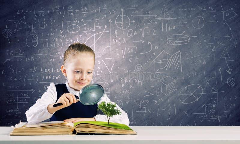 Download Школьное образование стоковое фото. изображение насчитывающей девушка - 41650566