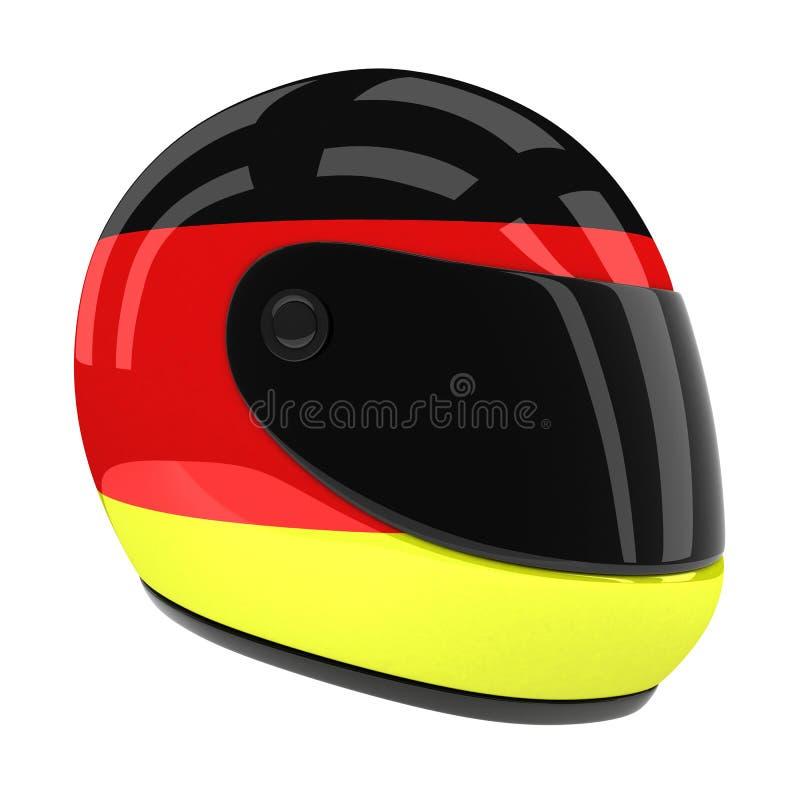 шлем Германии бесплатная иллюстрация