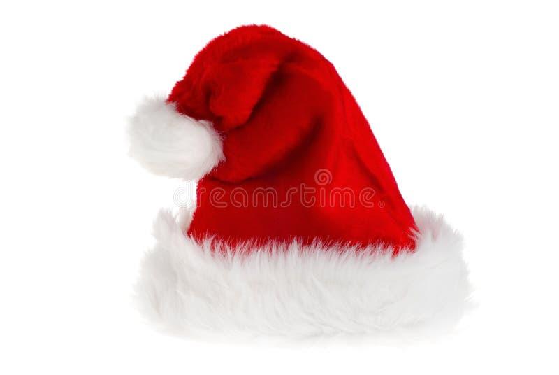 Download шлем изолировал santa стоковое фото. изображение насчитывающей шлем - 6859556