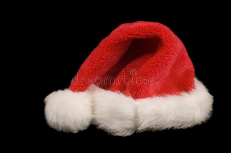 Шлем Санта стоковое изображение