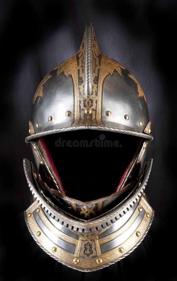 Шлем утюга стоковое фото