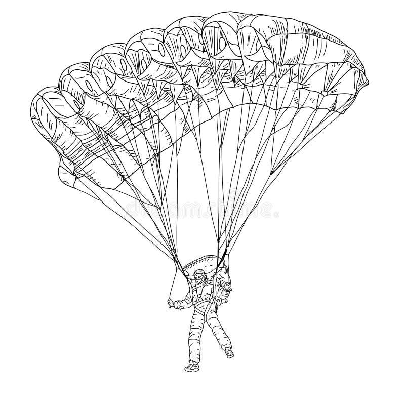 Шлямбур, светотеневой иллюстрация штока