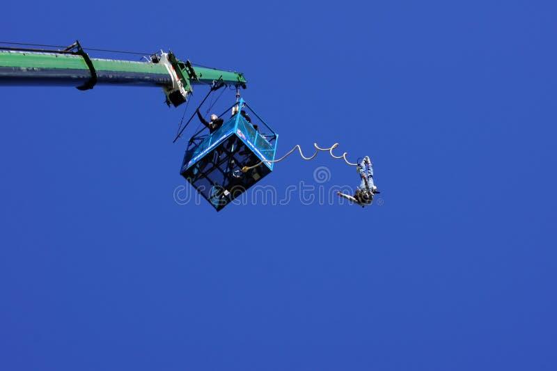 шлямбур bungee стоковые изображения rf