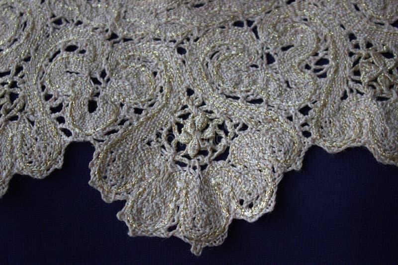 Шнурок handmade стоковая фотография