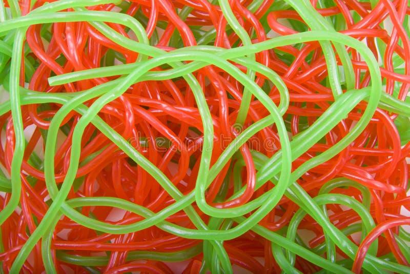 шнур конфеты стоковое изображение rf